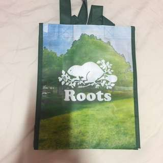 Root限量環保袋
