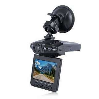 1080P Full HD Dash Cam Night Vision Car Security Cameras with 90°