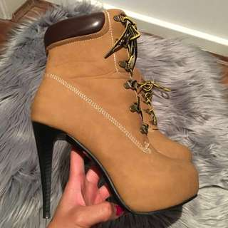 Timberland Style Boots (8)