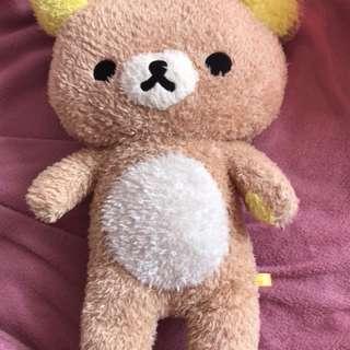 Rilakkuma stuffed toy