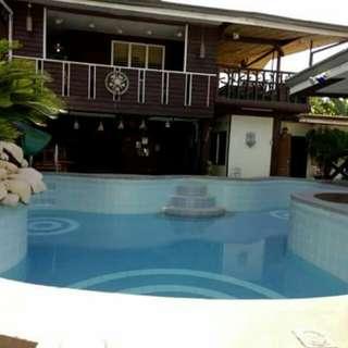 Raneville Hot Spring Private Pool Resort For Rent in Pansol Calamba Laguna