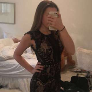 Lace Dress REDUCED