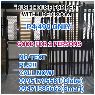 HOUSE FOR RENT IN NOVALICHES nr Caloocan North, Bignay Valenzuela, Meycauyan Toll Gate, Libtong, Punturin, Deparo, San Jose
