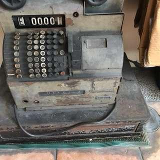 Antique Cash Registry