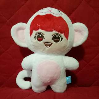 Monkey Chanyeol Doll
