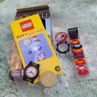 Authentic Lego watch