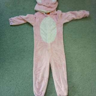 Bunnie rabbit onesie