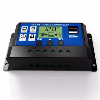 30A Solar Panel Charge Controller