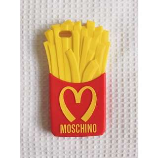 iPhone 6/6s cover - Fast Food French Fries design