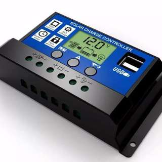 10A Solar Panel Charge Controller