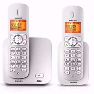 (New) Philips Cordless Phone 2000 series