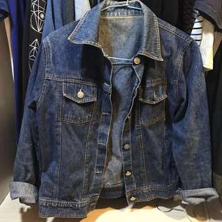 🚚 牛仔外套 #兩百元丹寧