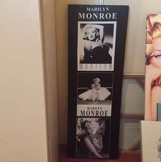 Marilyn Munro canvas