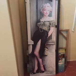 Marilyn canvas