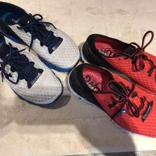 Under Amour Shoes