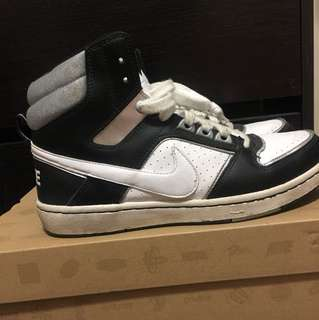 Nike delta high
