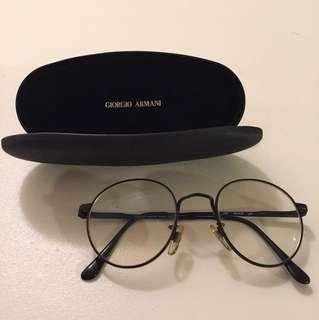 Giorgio Armani eyeglass