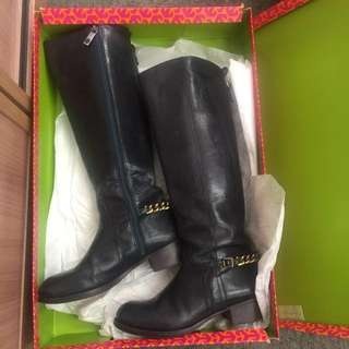 Authentic Tory Burch boot original price $4800 靴