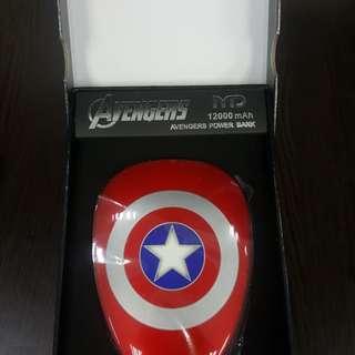 Marvel Avengers power bank