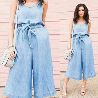🎇 Denim Jumpsuit🎇