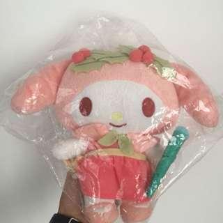 My Melody plush toy - Sanrio Changi airport edition