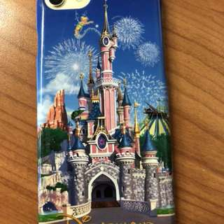 Disneyland Paris phone cover