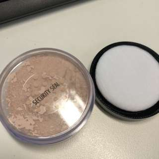 Natio Loose Powder In Natural