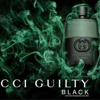 (Discount now!) Gucci Guilty Black