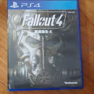 Fallout 4 Playstation 4 (ps4) US ntsc
