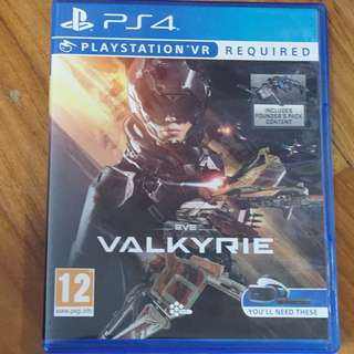 Valkyrie Playstation 4 (ps4) US ntsc