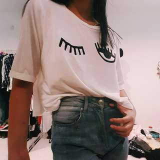 WINK Oversized Tee H&M