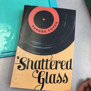 Shattered Glass Novel