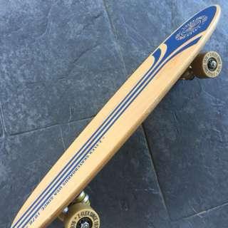 Z-Flex Mr Chipper Mini Cruiser Skateboard
