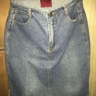 High waist skirt L-XL