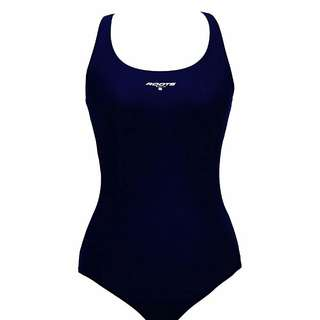 BNWT ROOTS ATHLETIC ONE-PIECE SWIMSUIT