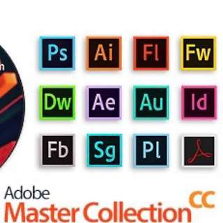 Adobe CC Master Collection For Window/MAC
