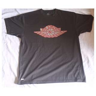 Reissue Nike Air Jordan t - shirt