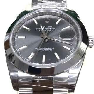 Rolex - New Model DateJust 41 - BNIB
