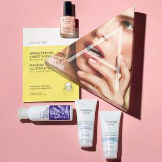 Fresh and Clean Beauty Collection