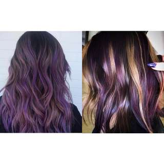Latest Trend Peanut Butter & Jelly Hair Color Cream