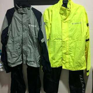 Rev'it Rain Jacket and Pants
