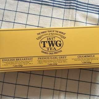 #新加坡TWG茶包零售現貨貴婦下午茶代購