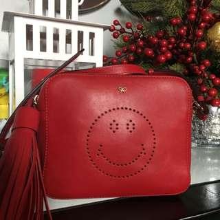 Anya Hindmarch Smiley Sling Bag
