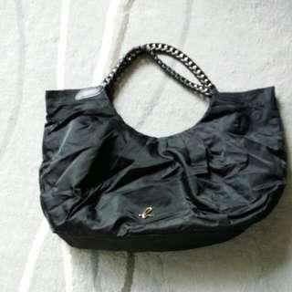 Agnes b Handbag ,70% , Pix 3  Lost the Dot !