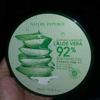 Preloved Nature Republic Aloe Vera Soothing Gel