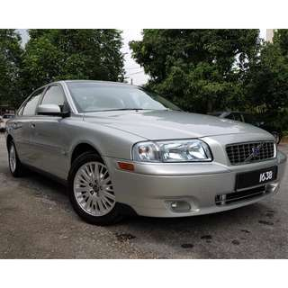 Volvo S80 2.0 Turbo (A) 2006