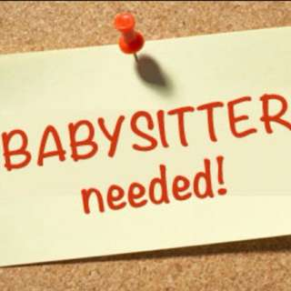Looking for a Babysitter/Nanny
