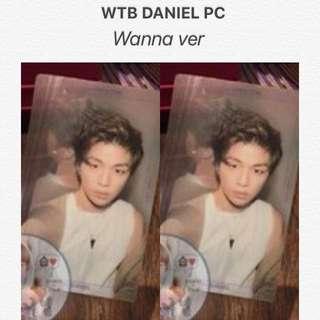 [WTB] Kang Daniel NWY wanna ver
