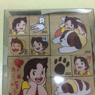 小天使DIY印章