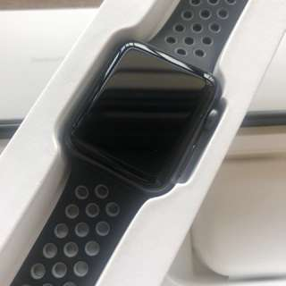 Used Apple Watch Nike edition series 2